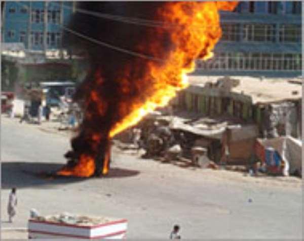 Aid workers die in Afghan violence