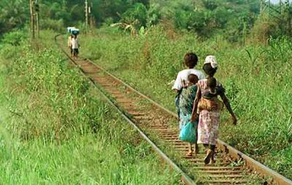 Ghana Railways to be given out on concession