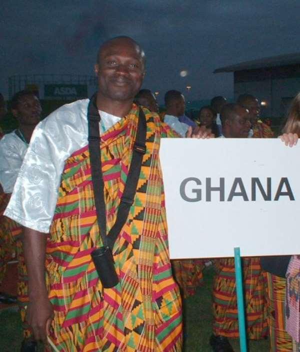 Collaborative efforts needed to revive athletics- Owusu