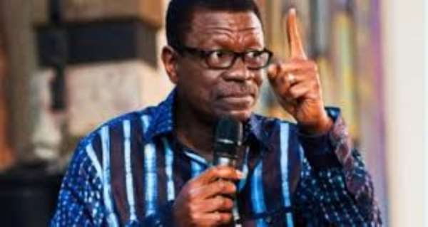In perspective of Otabil's view of karma