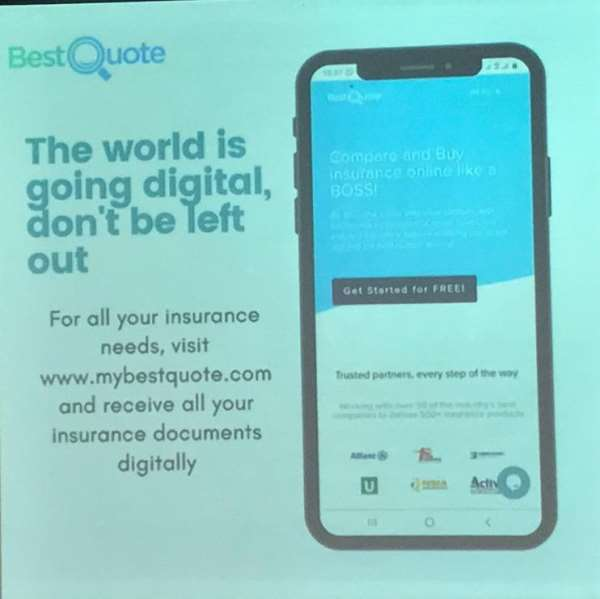 OLEA M&G Insurance Brokers launch game-changing online platform to provide convenience