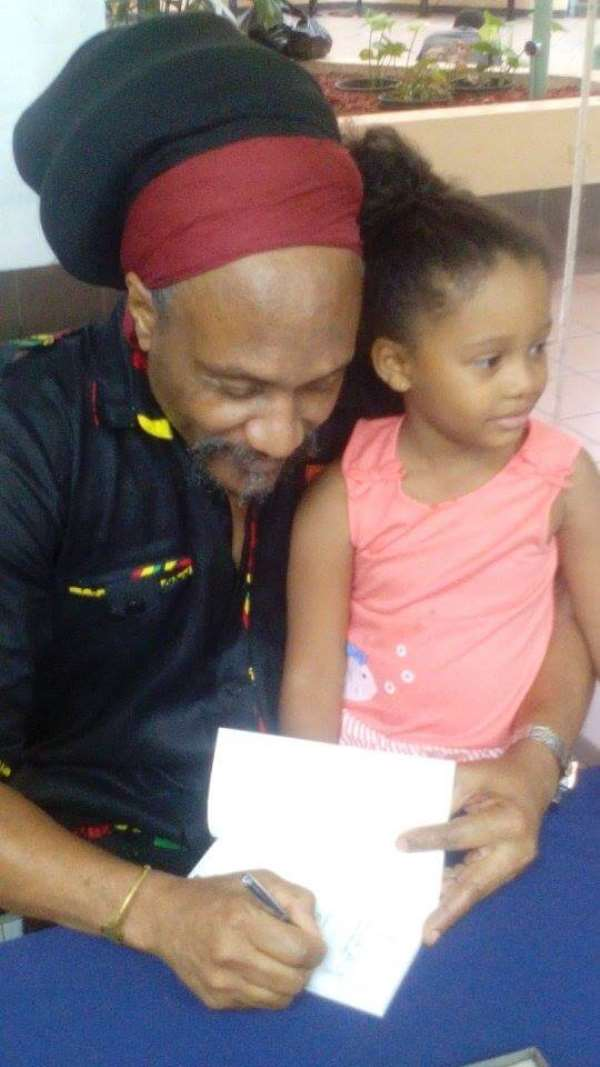 Jamaican Father-Daughter-Duo Yasus Afari and Mik ready for June 4 single