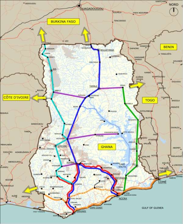Ghana Astutely Recognizes Importance of Rail Infrastructure