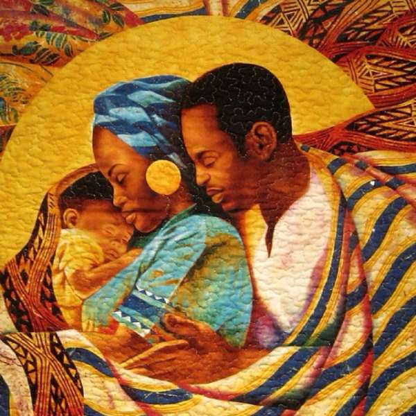 GOD is an African!