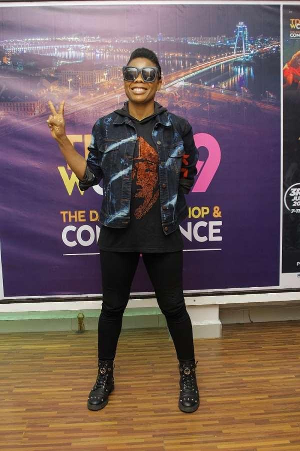 Award Winning Dancer, Kaffy Unveils 2019 Dance Workshop & Conference #tdwc2019