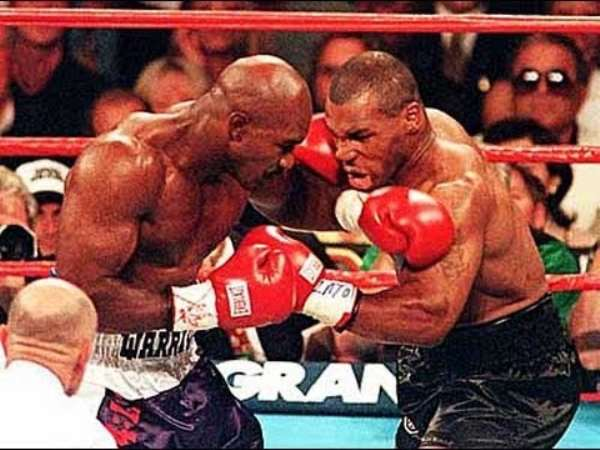 Holyfield Demands Bizarre 'No Knockouts' Rule For Potential Tyson Comeback Fight