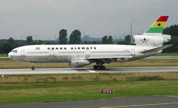 Two Shortlisted For GhanaAir Joint Venture
