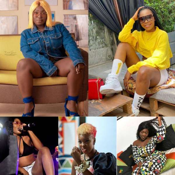 Do You Know The Top 5 Female Rappers In Ghana?