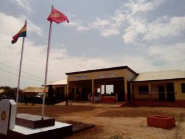 Sissala West District Assembly