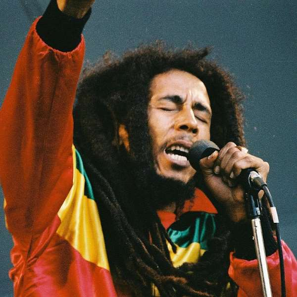 Bob Marley and the Ghanaian Youth