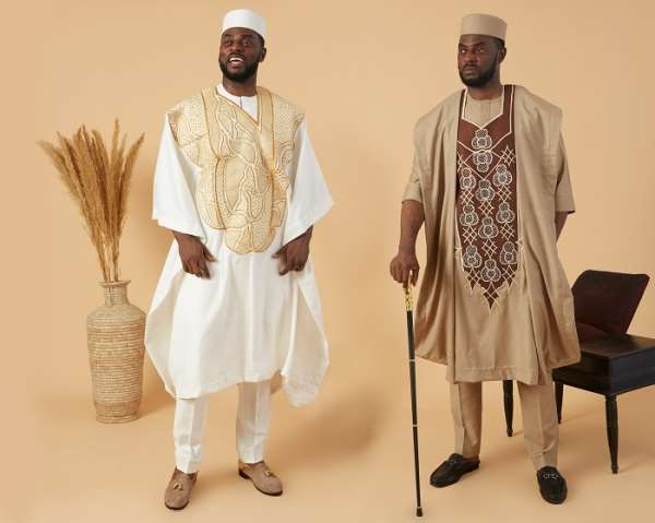 Jurio Luti Launches 2021 Agbada Collection titled The Royal