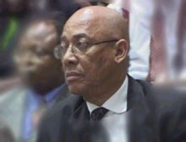 Emile Short to Sit in the Trial of Four Ministers