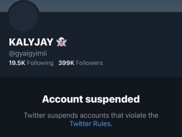 Twitter suspends account of #FixTheCountry 'founder' after several reports