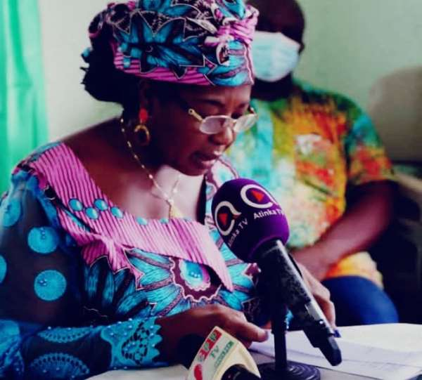 Culture of silence coming back under Akufo-Addo government – CPP Chairperson