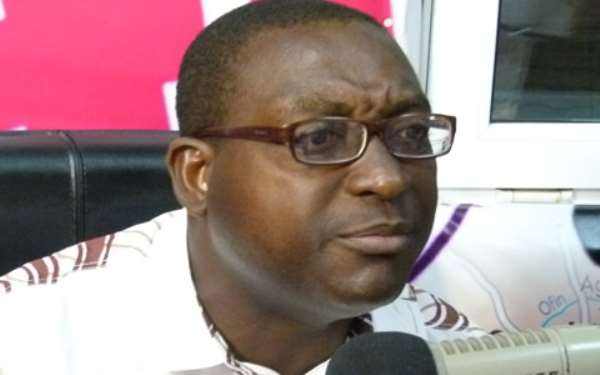 DCOP Ayensu Opare Addo embarrassed himself, his term was over – Buaben Asamoa