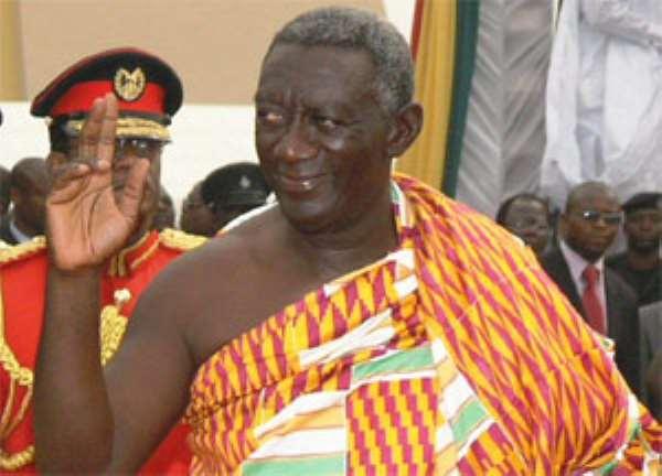 Sex Scandal rocks Ghana's presidency