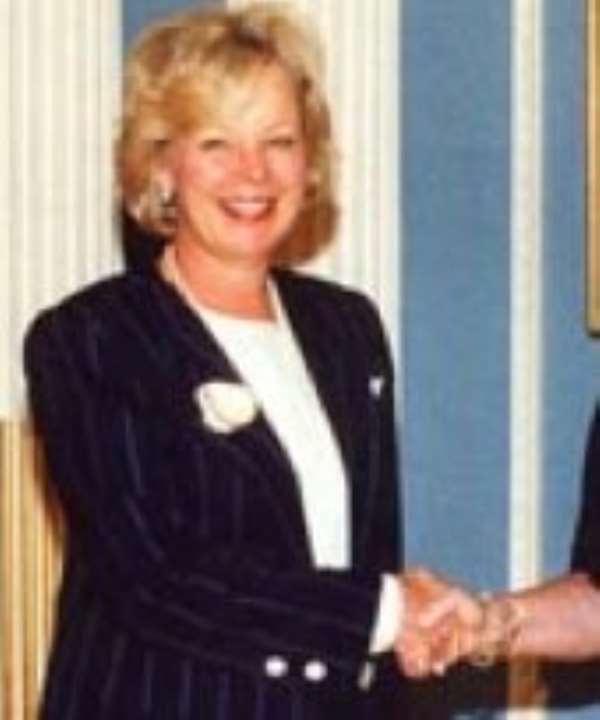 U.S. Ambassador Visits Nima