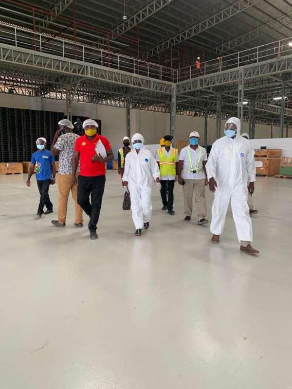 A/R 1D1F: Kasapreko New Factory Starts Production