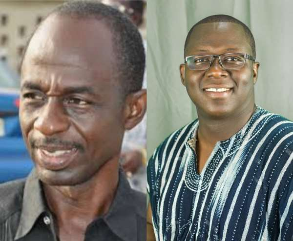 General Mosquito and Kingsley Owusu Brobbey