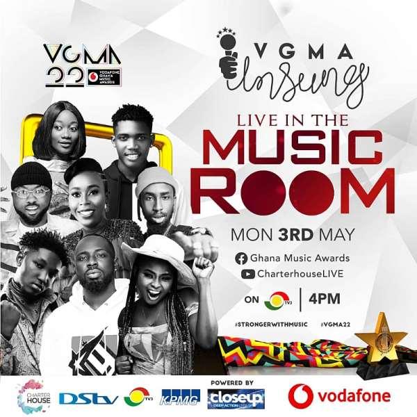 VGMA22 unsung show airs on Monday May 3