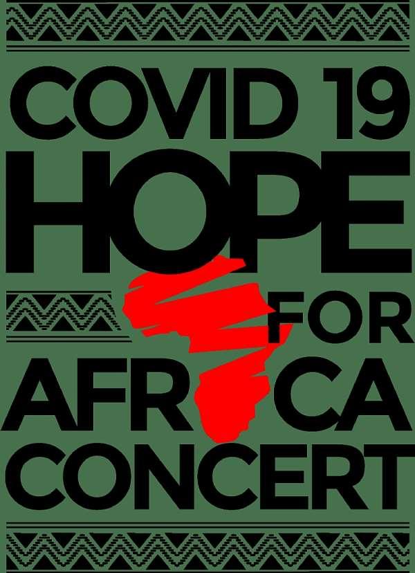 COVID-19 Hope For Africa Concert: Sakordie, Efya, Keche, Stonebwoy, Etal Billed