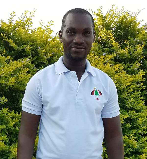 NPP Is Good At Rigging Elections---NDC's Kwa-Sam Punches