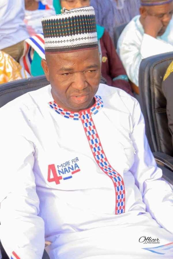 Edul-Fitr: Chairman Samba Wishes Muslims A Happy Celebration