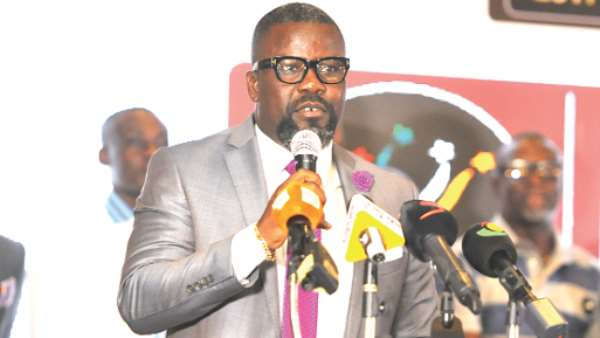 Don't Expect To Win AFCON When You Don't Plan - Sammy Kuffour