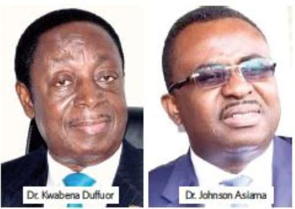 Dr. Duffuor, Others Trial Set For June 23