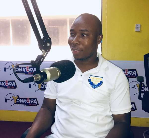 Ghana Football Club Administrators Are Lazy And Lack Innovation—CEO, Patron Sporting Club