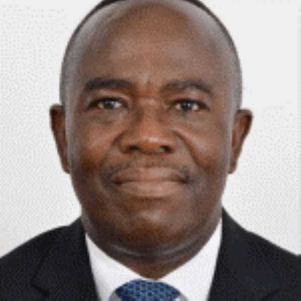 Mr. Kwasi Kwaning-Bosompem- Ag. CAG