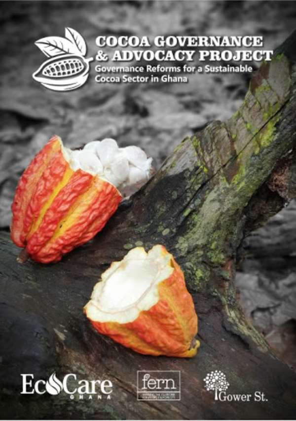 EcoCare Ghana launches Cocoa Governance and Advocacy Project in Accra