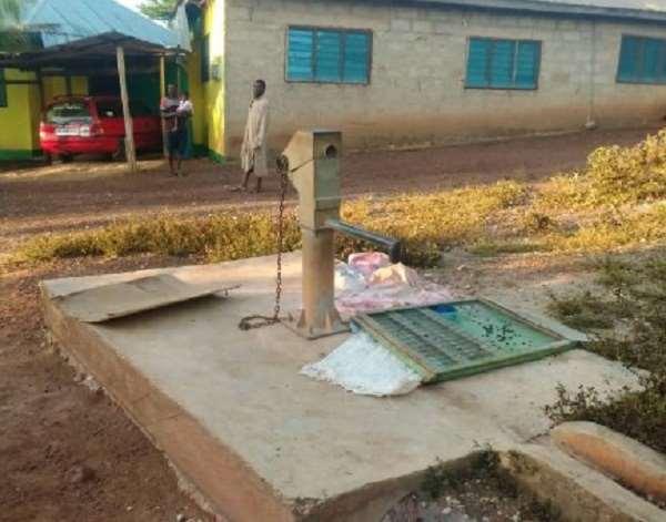 Perseus Mining Causes Water Shortage At Ayamfuri & Kakrayebedi