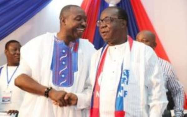 NPP To Open Nominations In Parent Constituencies On Monday