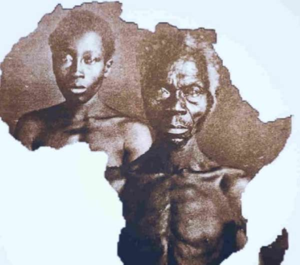 A Chat About The Trans-Atlantic Slave Trade By Cameron Duodu