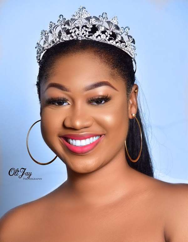 Young Pretty Beauty Queen, Joy Benedicta Oluchi Shares Stunning Photos, Gets New PR Agency