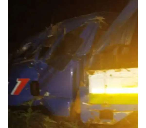 SAD NEWS: One confirmed dead as many sustain injuries as another Ghanaian lower tier side involved in ghastly accident