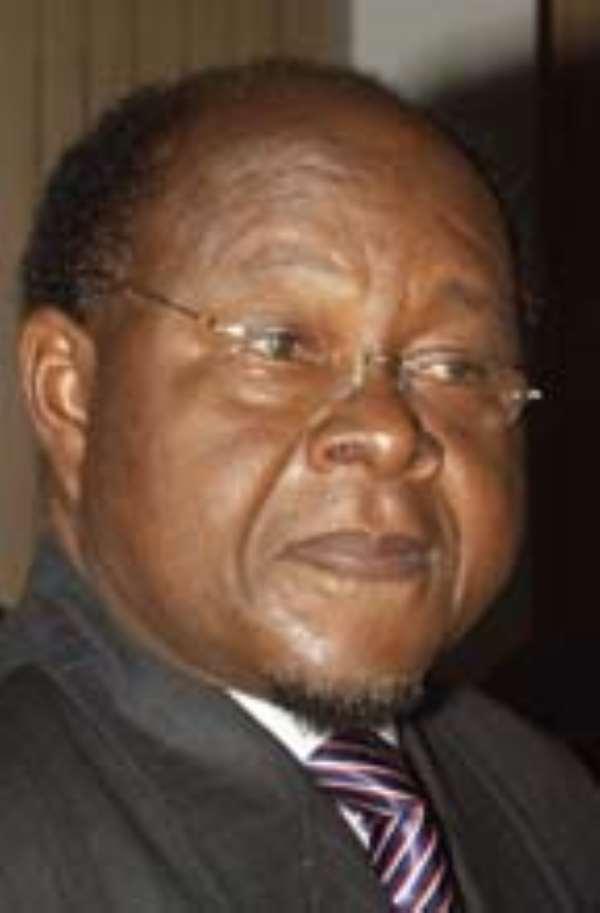 Oquaye nursing presidential ambitions?