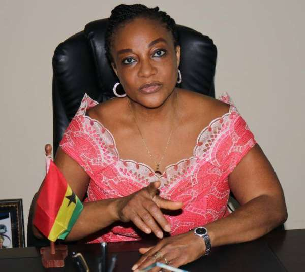 Otiko Djaba angry over high teenage pregnancies
