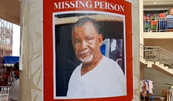 Family angry with police over handling of missing relative's case in Cape Coast