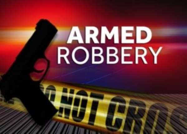 E/R: Robbers attack Kufuor bus at police checkpoint in Begoro
