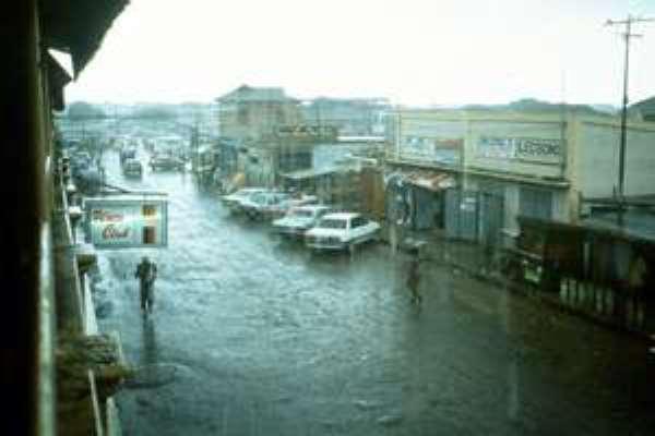Rainstorm Renders 150 Homeless In Bole District