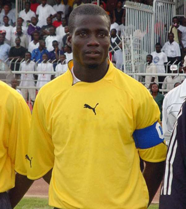 Appiah fit for Ghana