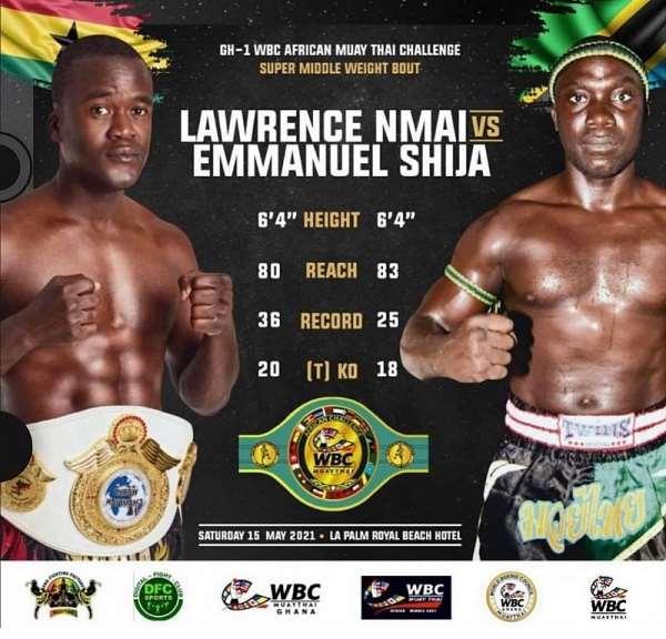 WBA Muay Thai and Boxing Showdown in Accra, Ghana