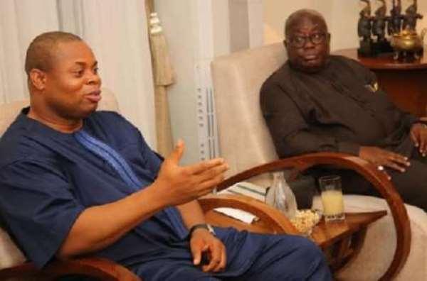 I've faith in you fixing Ghana but your fixing needs super speed — Franklin Cudjoe tells Akufo-Addo