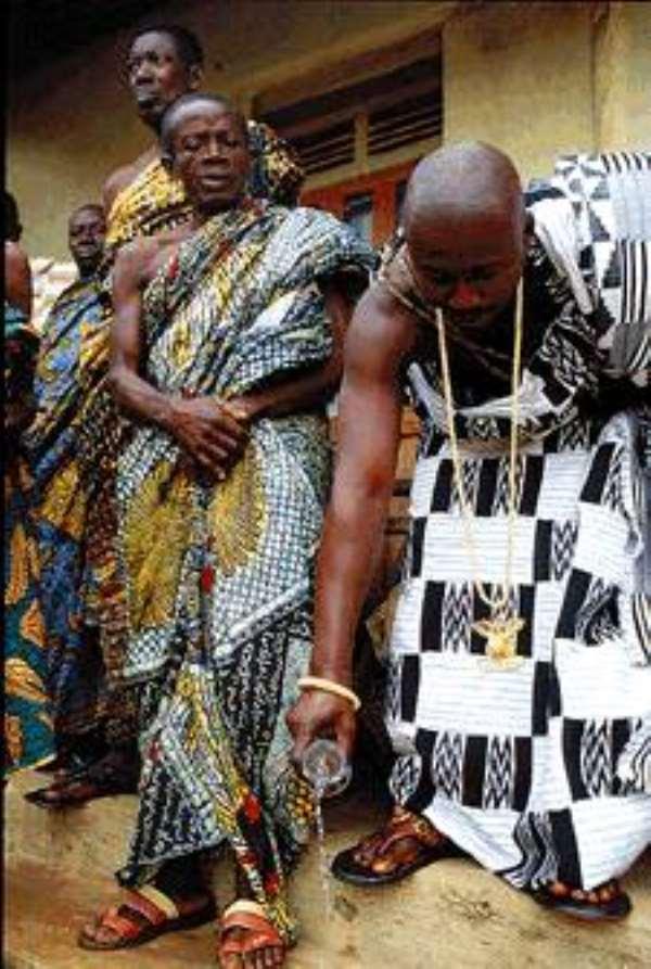 Libation Has Served Ghana Better