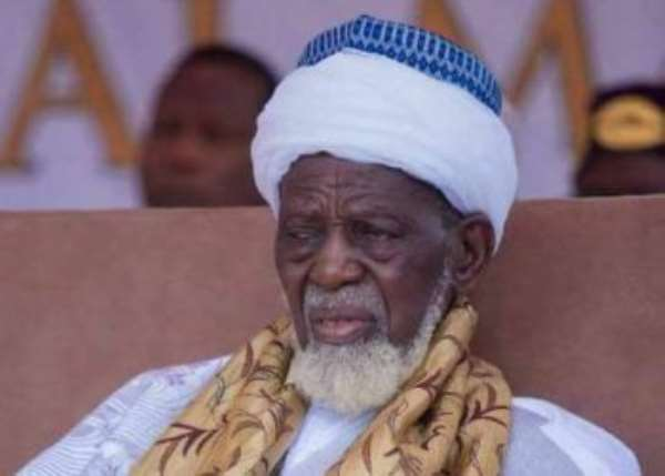 Be calm, we'll resolve Wesley Girls' fasting brouhaha – Chief Imam to Muslims