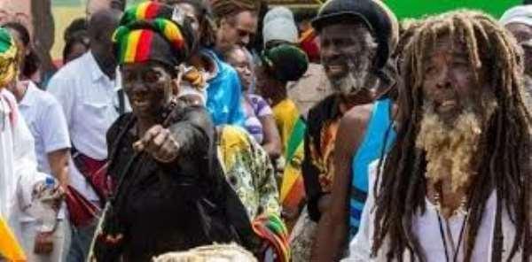 Rastafarians Fight Police Over Marijuana March Injunction