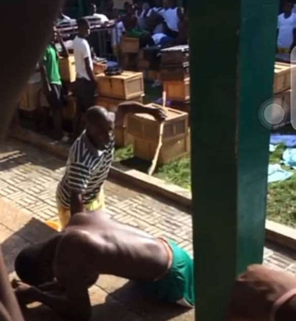 E/R: Student flogged 25 times at St. Stephens SHS despite law against it