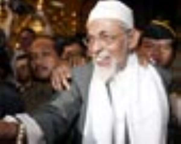Indonesian cleric freed from jail